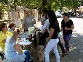 Campanha de vacinação contra a raiva continua no Oeste Paulista - Confira o calendário de imunização dos animais.