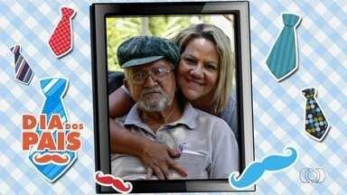 Telespectadores homenageiam os pais enviando fotos para o JA 1ª Edição - Imagens foram enviadas pelo aplicativo Quero Ver na TV (QVT), WhatsApp e email.