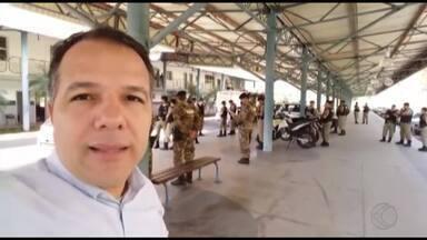 Polícia Militar realiza operação em cidades mineiras que fazem divisa com o Rio de Janeiro - A ação pretende monitorar possíveis pontos que podem servir de entrada para criminosos.