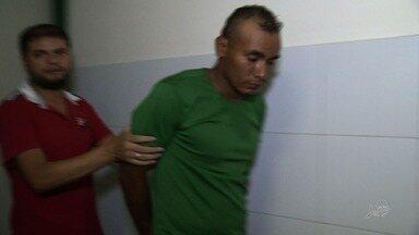 Homem é preso suspeito de matar a mulher e enterrá-la no quintal - Corpo foi achado pelos pais da vítima.