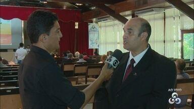 Funcionamento das ouvidorias públicas é tema de encontro no Amapá - Encontro está acontecendo no Museu Sacaca, em Macapá.