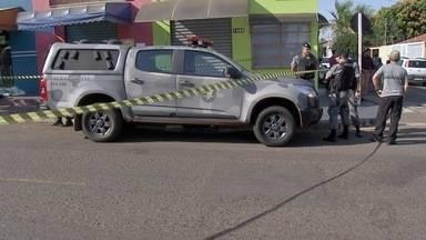 Homem é morto a facadas em Campo Grande - Crime aconteceu na tarde desta quinta-feira (10). O suspeito pelo assassinato foi detido.