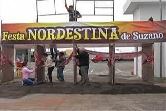 Festa Nordestina em Suzano começa nessa sexta - Evento acontece no Parque Max Feffer.