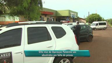 Terceira vara criminal de Cascavel absolve réus da operação Panaceia em Santa Tereza - Para o juiz Leonardo Ribas Tavares, as provas contra os réus foram insuficientes.