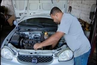 Mercado de oficinas mecânicas é promissor em Divinópolis - Em tempo de crise um setor que está aquecido é o de reparos automotivos. Quem já trabalha no segmento aponta os desafios pra se manter no mercado e atrair mais clientes.