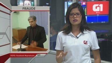 Vereador de Jaru é condenado por fraude - Veja mais notícias do G1 Rondônia.