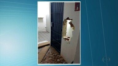 Empresa de segurança é assaltada em Abreu e Lima - Crime aconteceu na noite de quinta-feira (10).