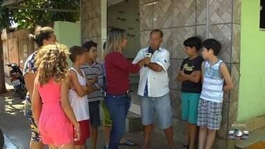Moradores reclamam de insegurança no Setor Parque Anhanguera, em Goiânia - Crimes são comuns no bairro.