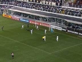 Santos classifica-se para a próxima fase da Libertadores da América - Time venceu o Atlético-PR por 1 a 0.