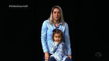 Conheça algumas das mães e filhos dos jogadores da dupla Gre-Nal - Os nomes das mães ainda não foram revelados, mas já existem algumas dicas. Assista ao vídeo e confira.