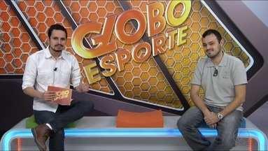 Editor do GloboEsporte.com fala como foi a semana do Tupi-MG - Raphael Lemos comenta saída do atacante Flávio Carvalho e desfalques que o técnico Aílton Ferraz tem para jogo de sábado, às 16h, contra Macaé