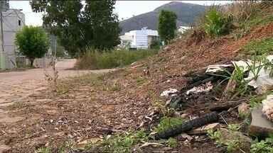 Bairros de Cachoeiro, no Sul do ES, têm pequenos focos de incêndio - Número de queimadas na cidade diminuiu.