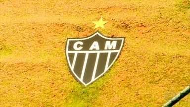 "Ainda de ""ressaca"", Galo se prepara para receber o Flamengo no domingo - Ainda de ""ressaca"", Galo se prepara para receber o Flamengo no domingo"