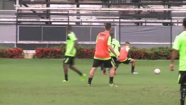 ASA viaja para jogo contra o Salgueiro, no sábado, em Pernambuco - Alvinegro embarca nesta sexta-feira.