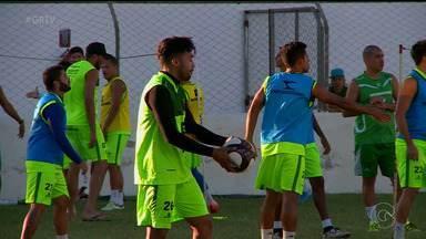 Salgueiro volta a campo pela Série C do Campeonato Brasileiro - O jogo é contra o Asa de Alagoas.