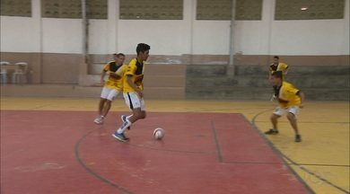 Treze encerra primeira fase do Campeonato Paraibano de Futsal com 100% de aproveitamento - Classificado, Galo aposta em talento internacional para a fase de mata-mata do estadual