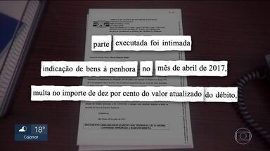 Justiça decreta penhora de 30% do faturamento dos diretórios do PSDB de São Paulo - Foi a pedido de uma agência de propaganda que está cobrando dívidas de campanha.