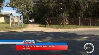 Criança de um ano morre com suspeita de febre maculosa em Jacareí - O corpo foi enterrado nesta sexta-feira.