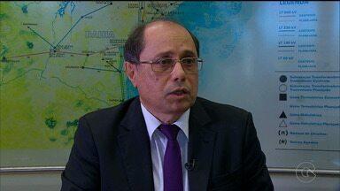 Chesf explica diminuição da vazão na barragem de Sobradinho - O Ibama autorizou a operação