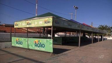 Ação Verdes Mares conta com a presença do Caminhão Digital neste sábado (12) - Evento acontece na Praça Sítio São João, no Bairro Jangurussu.