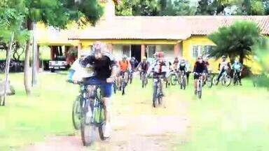 Zona Rural de Teresina recebe investimentos para o turismo rural - Zona Rural de Teresina recebe investimentos para o turismo rural