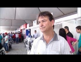 VI edição da Feira de Negócios com Café é realizada em Lajinha - Evento integrou fornecedores e produtores agropecuários.