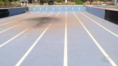 Prefeitura fala sobre centro olímpico abandonado em Porto Nacional - Prefeitura fala sobre centro olímpico abandonado em Porto Nacional