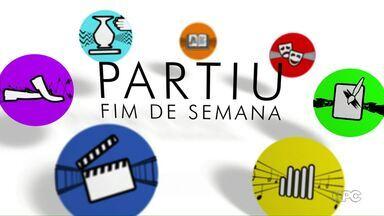 Confira as atrações culturais para este fim de semana nos Campos Gerais - Tem shows de rock e sertanejo, além de apresentações culturais