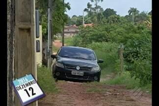 A vistoria do 'Calandário Jl' esteve na passagem Maria Pantoja em Ananindeua - A equipe da Tv Liberal voltou pela sexta vez no local.