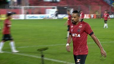 Brasil de Pelotas afasta o meia Wagner e cogita desligar o jogador - Assista ao vídeo.