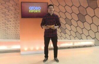 Globo Esporte - programa de 18/08/2017 - Íntegra - Globo Esporte - programa de 18/08/2017 - Íntegra
