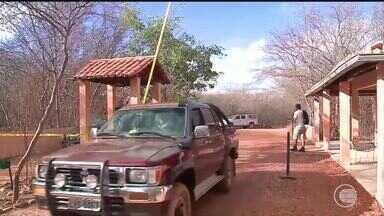 Guarda do Parque Nacional da Serra da Capivara foi assassinado por caçadores - Guarda do Parque Nacional da Serra da Capivara foi assassinado por caçadores