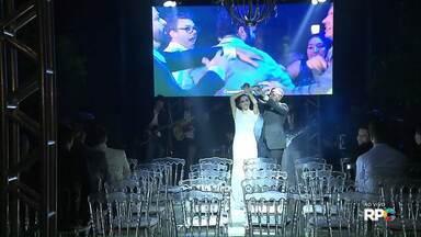 Começa feira de noivas em Londrina - O evento está sendo realizado na zona sul da cidade e vai até domingo.