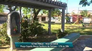 Tô Na Praça chega a Vila Betânia neste sábado (19) - Evento acontece na Praça da Capela de Nossa Senhora de Fátima