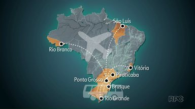Time do Operário já viajou mais de 19 mil quilômetros na série D do Campeonato Brasileiro - Jogo do domingo (21), contra o Atlético Acreano é em Rio Branco, no Acre.