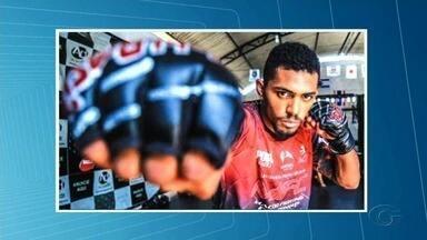 Atleta alagoano Otávio Besouro vai encarar a primeira luta internacional - Lutador de MMA é uma das grandes revelações da categoria peso pena.