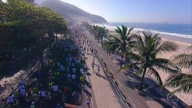 Meia Maratona Internacional do Rio acontece neste domingo (20) - Meia Maratona Internacional do Rio acontece neste domingo (20) e reúne 18 mil corredores.