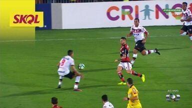 Atlético-GO enfrenta Flamengo pela Série A do Campeonato Brasiliero - Adversário carioca não joga com time titular completo, já que parte se resguarda para Copa do Brasil.