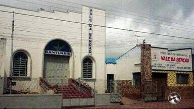 Igreja evangélica de Caruaru comemora aniversário de 50 anos - Templo cristão fica no Bairro São Francisco.