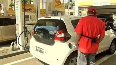 Assista ao primeiro bloco do CETV 2a edição deste sábado (19) - CETV mostra se vale mais a pena abastecer com gasolina ou álcool.