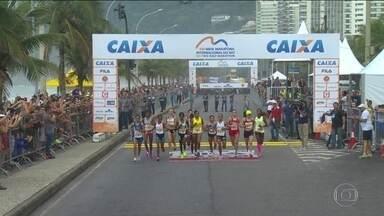 Confira a largada da Meia Maratona Internacional do Rio de Janeiro - Confira a largada da Meia Maratona Internacional do Rio de Janeiro