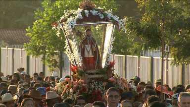 Festejo de São Raimundo é realizado em Vargem Grande - Evento religioso no município maranhense terá início nesta terça-feira (22).