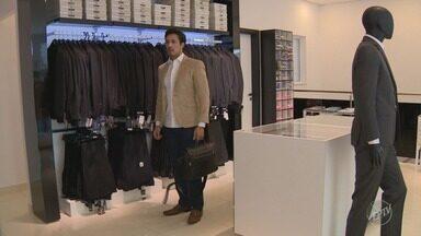 'Sua Chance' tem dicas de roupas para homens no ambiente de trabalho - Confira as dicas da especialista.
