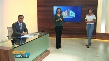 Veja o que é destaque no Bom Dia Goiás desta segunda-feira (21) - Entre os principais assuntos está o fim do prazo para o agendamento de revisões do auxílio-doença do INSS.