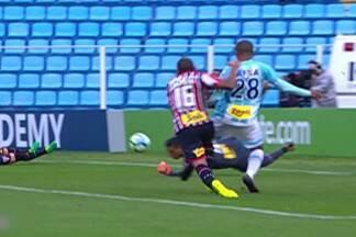Confira os gols do Brasileirão - Corinthians perdeu do Vitória em casa.