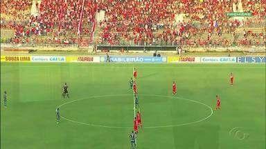 CRB empata com Luverdense no Rei Pelé - Partida ficou no 2 a 2.