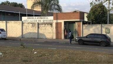 Pais denunciam falta de professores em escolas municipais de Goiânia - Eles dizem que não há docentes principalmente na disciplina de matemática.
