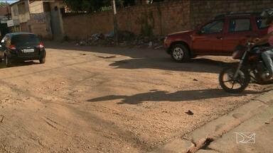 Moradores reclamam da falta de infraestrutura em bairro de São Luís - Buracos espalhados pelos bairro São Cristóvão em São Luís, é um dos principais motivos de reclamação dos moradores.
