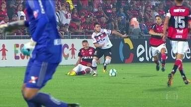 No Flamengo, Renê pode não jogar e Guerrero pode voltar em clássico contra o Botafogo - Jogo ocorrerá no Maracanã, pela Copa do Brasil.