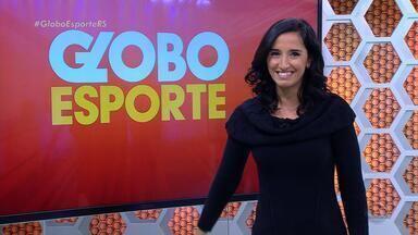 Globo Esporte RS - Bloco 1 - 21/08/2017 - Assista ao vídeo.